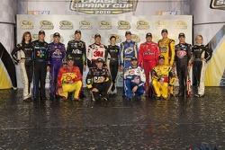 Top 12 du chase : Denny Hamlin, Matt Kenseth, Carl Edwards, Greg Biffle, Kurt Busch, Tony Stewart, K