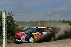 Sébastien Ogier et Julien Ingrassia, Citroën C4 WRC, Citroën Junior Team
