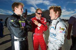 Brandon Davis, Eric Curran et Patrick Long