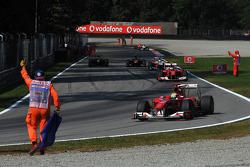 Fernando Alonso, Scuderia Ferrari wins