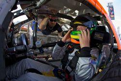Patrick Long en pole position
