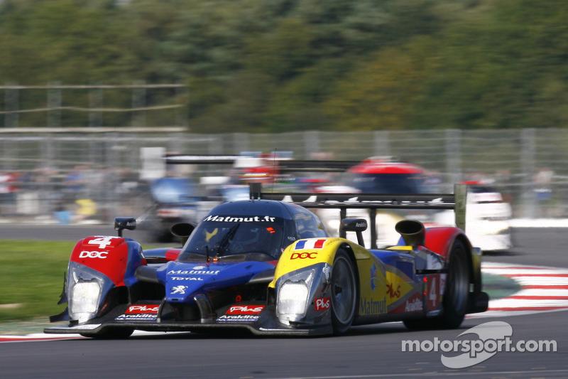 Saison 2010 - LMP1