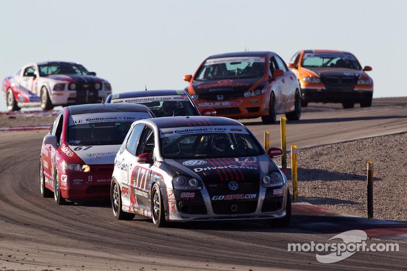 #171 APR Motorsport Volkswagen GTI: Ray Mason, Adam Pecorari