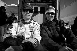 Mark Wilkins en Burt Frisselle