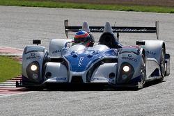 #48 Hope Polevision Racing Formula Le Mans - Oreca 09: Christophe Pillon, Charlie Hollings, Nico Ver
