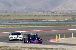 #66 TRG Porsche GT3: Steven Bertheau, Spencer Pumpelly, #21 Matt Connolly Motorsports Pontiac GTO.R: