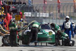 Pitstop #44 Magnus Racing Porsche GT3: John Potter, Craig Stanton