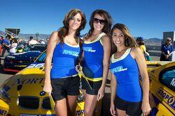 Turner Motorsport girls