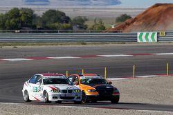 #24 V-Pack Motorsport BMW 330: BJ Farmer, Ron Farmer, #65 RACE EPIC/Murillo Racing BMW 328i: Chris B
