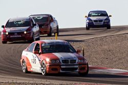 #36 Next Generation Motorsports BMW 330: Jeffrey Bock, Laura Olson