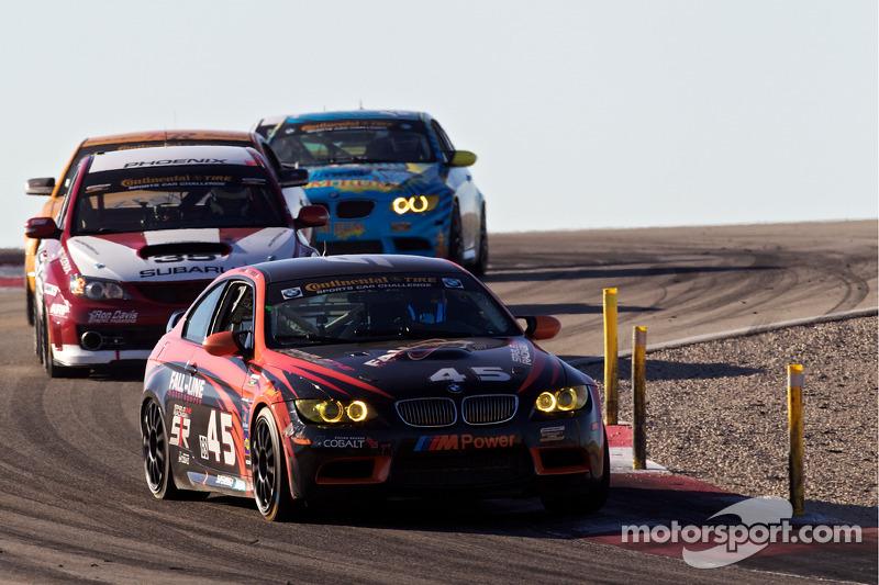 #45 Fall-Line Motorsports BMW M3 Coupe: Terry Borcheller, Andrew Hendricks