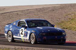 Jim Click Racing Mustang Boss 302R : Jim Click, Mike McGovern