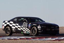 #00 CKS Autosport Camaro GS.R: Ashley McCalmont, Kirk Spencer