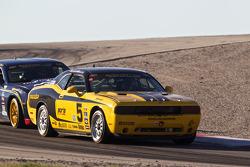 #5 TPN/Blackforest Racing Dodge Challenger: Ian James, Tom Nastasi