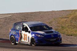 #31 i-MOTO Mazda Speed 3: Glenn Bocchino, Todd Lamb