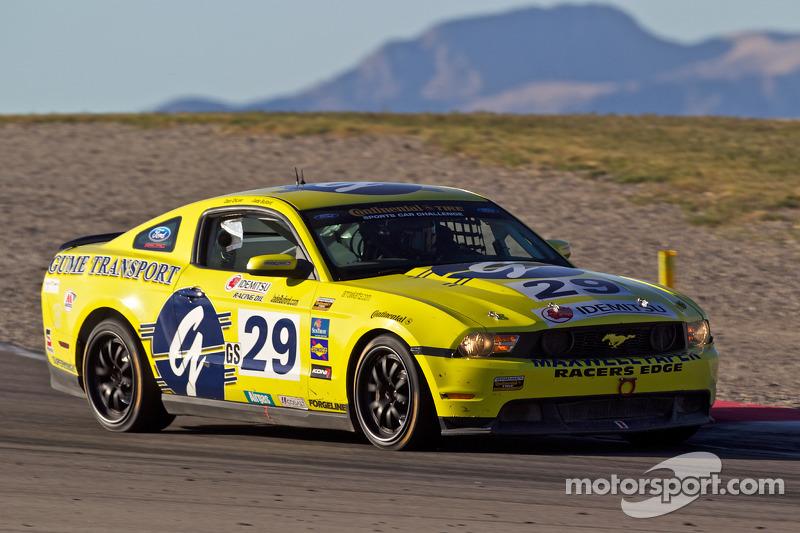 #29 Racers Edge Motorsports Mustang Boss 302R: Jade Buford, Daniel DiLeo