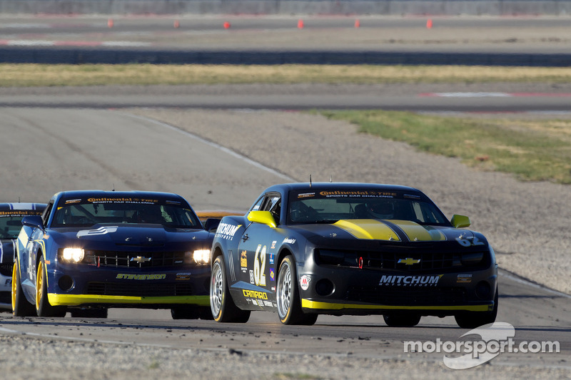 #62 Mitchum Motorsports Camaro GS.R: Ted Anthony Jr., Joey Atterbury