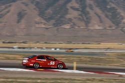 #55 Marren Motor Sports Inc. Honda Civic SI: Joe Toussaint