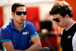Felipe Guimaraes and Pedro Nunes