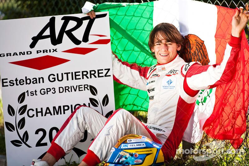 Champion 2010 : Esteban Gutiérrez