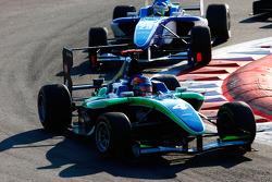 Robert Wickens leads Roberto Merhi