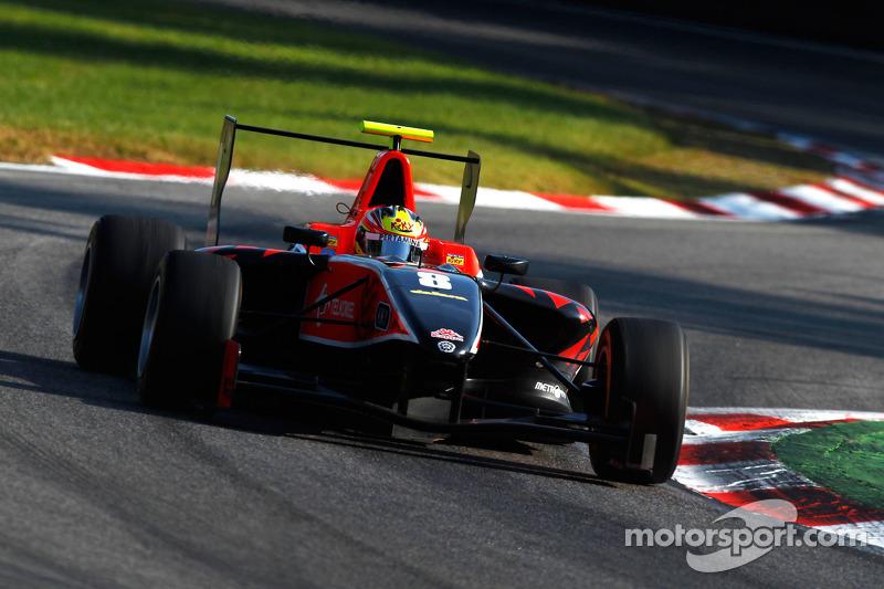 2010: Dallara GP3/10 Renault, GP3 Series