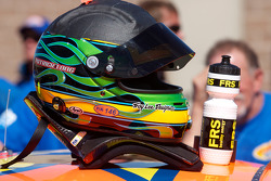Casque de Patrick Long
