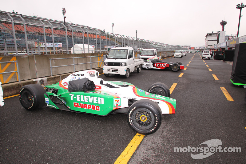 Auto van Tony Kanaan, Andretti Autosport