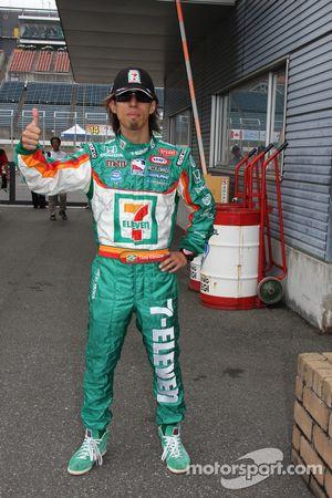 A fan of Tony Kanaan, Andretti Autosport