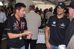 Alex Tagliani, FAZZT Race Team and Raphael Matos, de Ferran Luczo Dragon Racing
