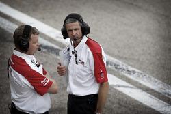 Richard Gates et Giles Butterfield