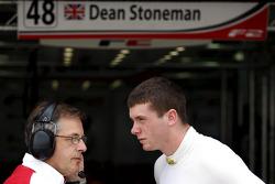 Dean Stoneman et Brendan Gribbon