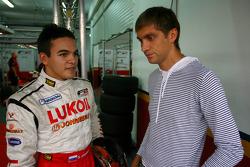 Sergey Afansiev et Vitaly Petrov