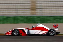 Jonathan Kennard, voiture d'essais F2