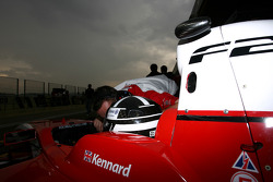 Jonathan Kennard, F2 test driver