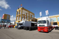 Les camions F2