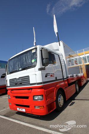 Un camion F2