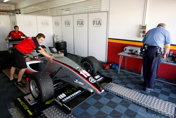 The car of Nicola de Marco