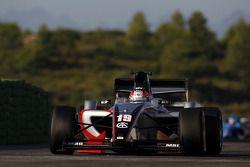 Nicola de Marco réalise sa première pole position de la saison