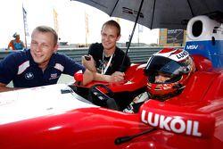 Sergey Afanasiev on the grid