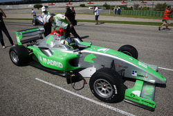 Ramon Pineiro on the grid