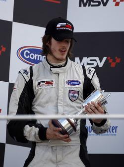Will Bratt a fini la course deuxième