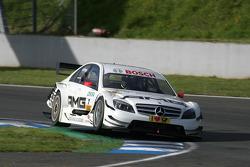Paul di Resta, Team HWA, AMG Mercedes C-Klasse