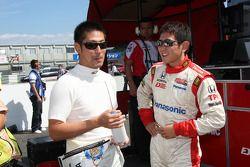 Roger Yasukawa, Conquest Racing en Hideki Mutoh, Newman/Haas/Lanigan Racing