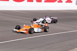 Roger Yasukawa, Conquest Racing et Graham Rahal, Newman/Haas Racing