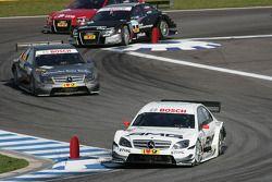 Paul di Resta, Team HWA AMG Mercedes C-Klasse, Bruno Spengler, Team HWA AMG Mercedes C-Klasse et Tim