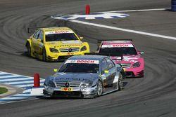 Ralf Schumacher, Team HWA AMG Mercedes C-Klasse, Susie Stoddart, Persson Motorsport, AMG Mercedes C-