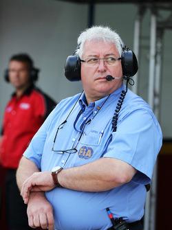 Carlos Funes FIA Délégué technique