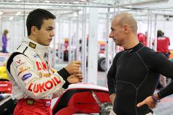 Sergey Afanasiev en Plamen Kralev