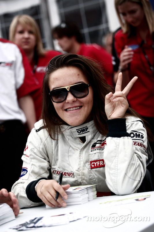 Natalia Kowalska (28) aus Polen